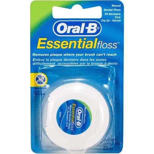 Oral-B Diş İpi Essential Floss 50 MT