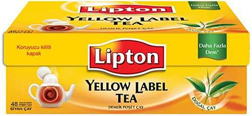 Lipton Yellow Label 48 LI